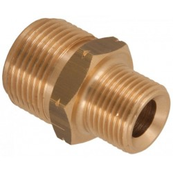 Brass Adaptor M22 Metric x...