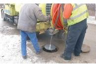 Manhole Cleaner